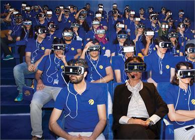 Eğitimlerde sanal gerçeklik etkisi