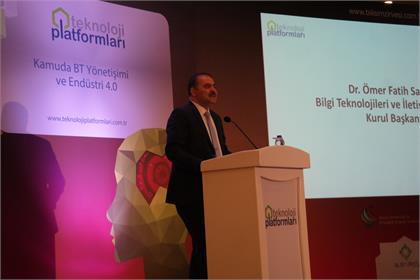 Teknoloji Platformları'nın 2017 yılındaki ilk etkinliği Ankara'da gerçekleşti