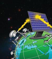 41 kuruma siber savaş ilan edildi: Siber savaş alarmı!