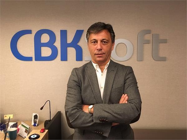 CBKSoft Satış Müdürü Kutlu Sagay oldu