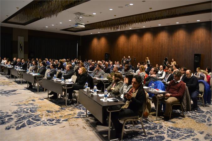 BTvizyon Anadolu Toplantıları rüzgarı İstanbul'da esti
