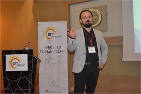 Akınsoft Kurucusu Dr  Özgür Akın BTvizyon Konya'da konuştu
