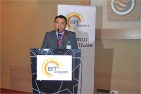 KOBİD Başkanı, Konya'nın bilişim kenti olması adına hedeflerinden bahsetti