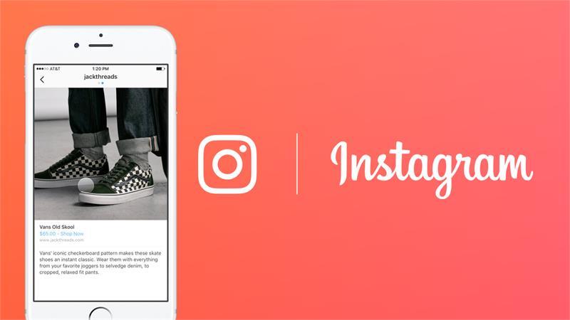 Instagram'da yeni alışveriş dönemi başlıyor