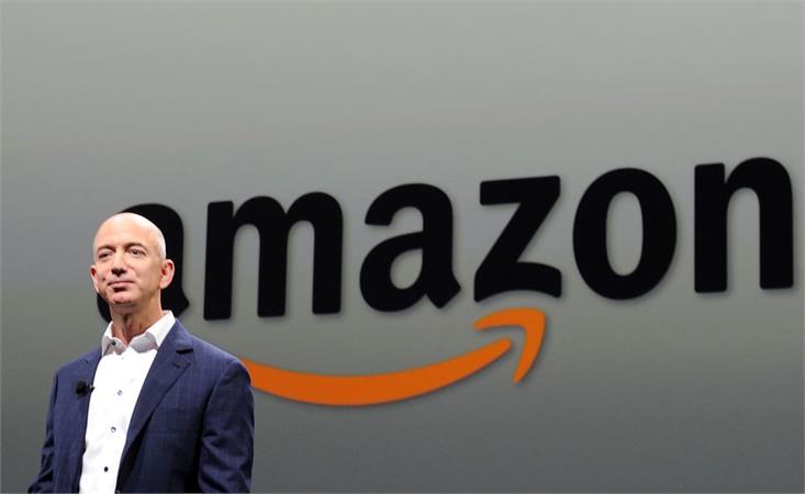 Dünyanın piyasa değeri en yüksek şirketi Amazon oldu