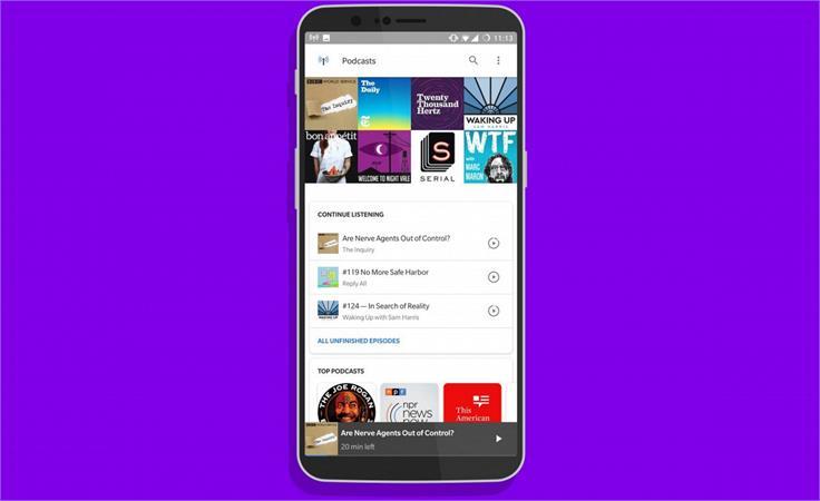 Google Podcast Uygulaması Sonunda Yayınlandı