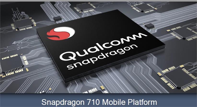 Qualcomm, Snapdragon 710 mobil platformunu tanıttı