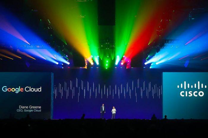 Google Cloud Cisco