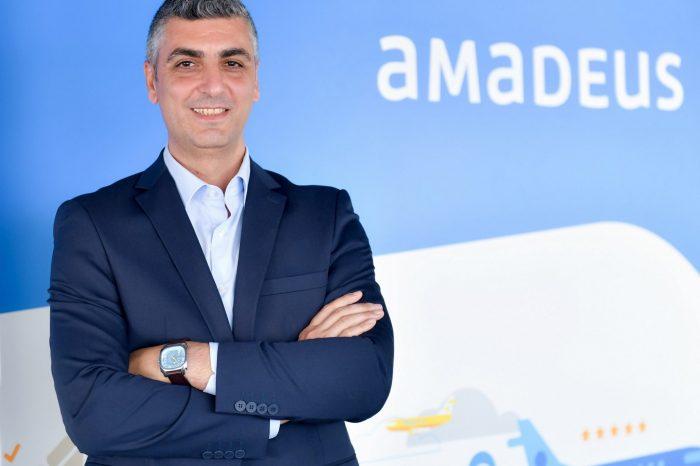 Amadeus Türkiye Ülke Müdürlüğü görevine Mahir Yanık atandı