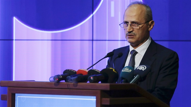 """T.C. Ulaştırma ve Altyapı Bakanı Mehmet Cahit Turhan: """"İnternet hızında sıkıntı var"""""""