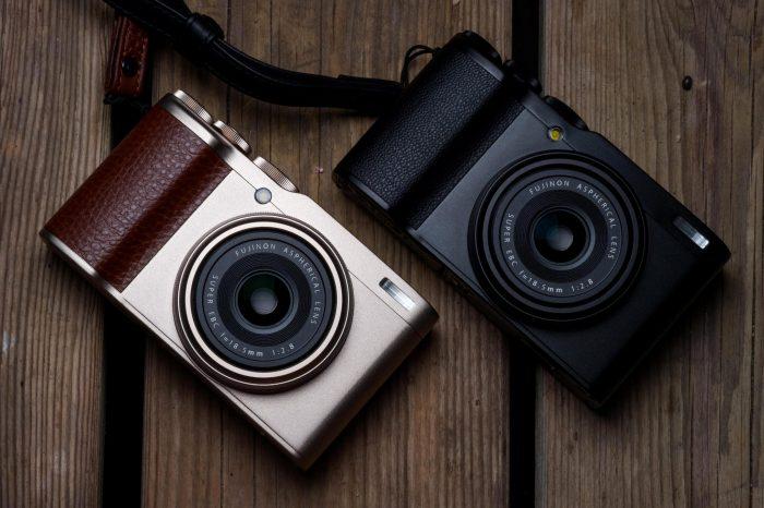 Fujifilm'den yeni hafif fotoğraf makinesi: XF10