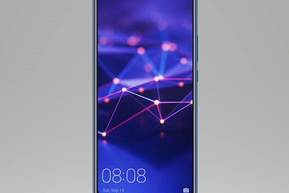 Huawei Mate 20 Lite tanıtıldı!