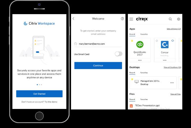 Citrix, yeni Samsung cihazlar için birleşik dijital çalışma alanını kullanıma sunuyor