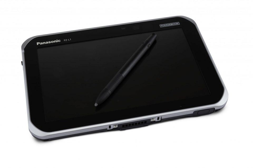 Panasonic yenİ 7 inç Android dayanıklı tabletİnİ tanıtıyor