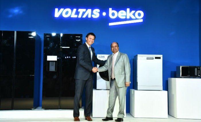 Hindistan pazarında tüketiciyle buluşan Voltas, Beko buzdolabı fabrikasının temellerini attı