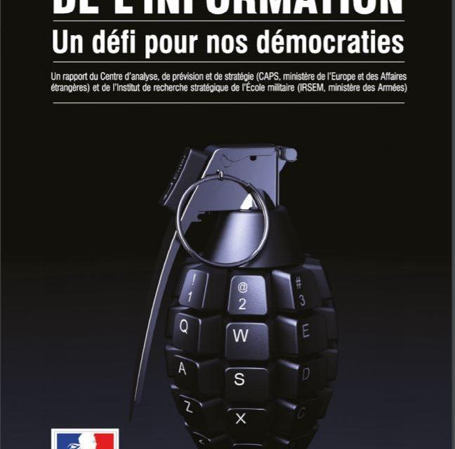 Fransa yalan haber