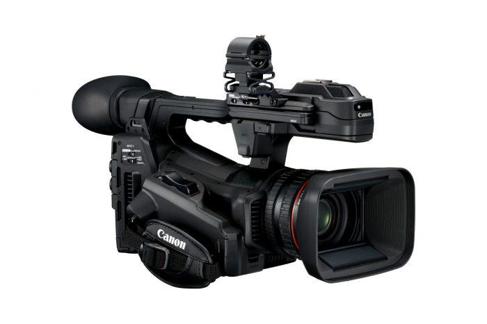 Canon XF705 FSR