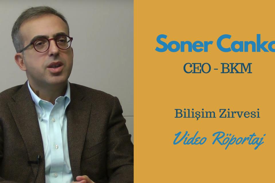 Dijital CEO Soner Canko Bilişim Zirvesi 2018 için sahnede olacak