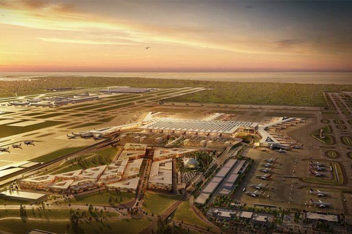 İstanbul Yeni Havalimanı, teknoloji altyapısıyla fark yaratacak