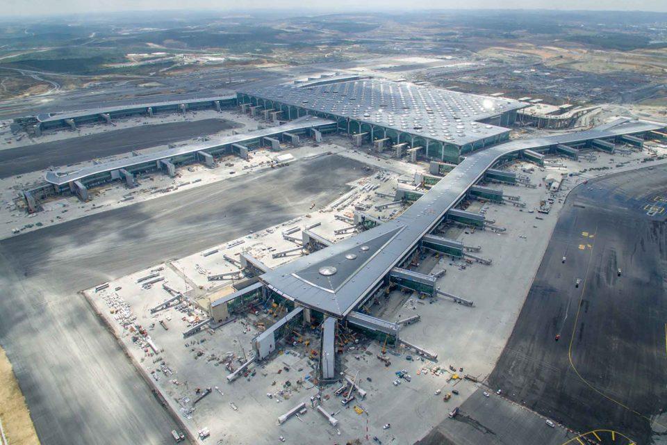Yeni İstanbul Havalimanı yapay zeka ile yönetilecek