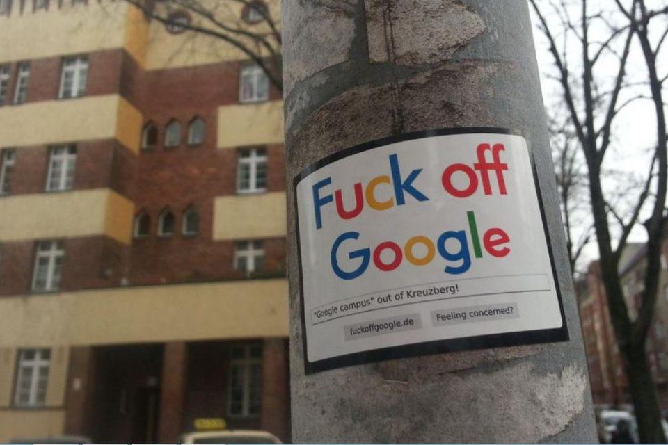 Google Berlin Kreuzberg