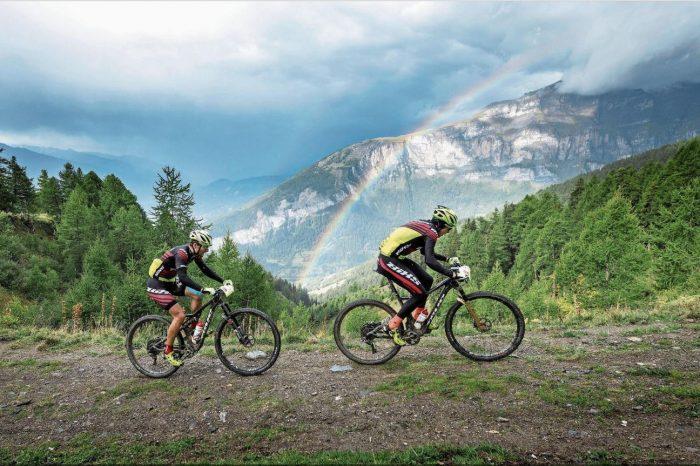 Kayak yerine, bisiklet