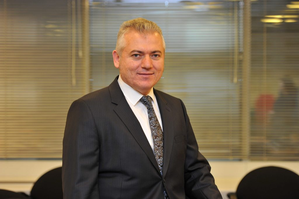Cisco Türkiye Genel Müdür Yardımcısı Uğur Batı