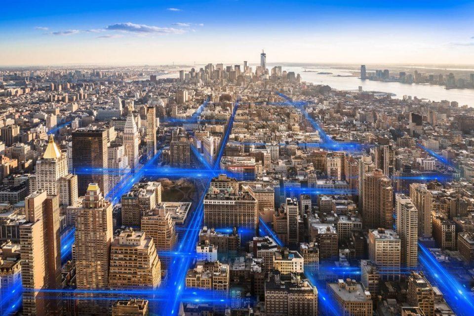 DE-CIX internet değişim noktası