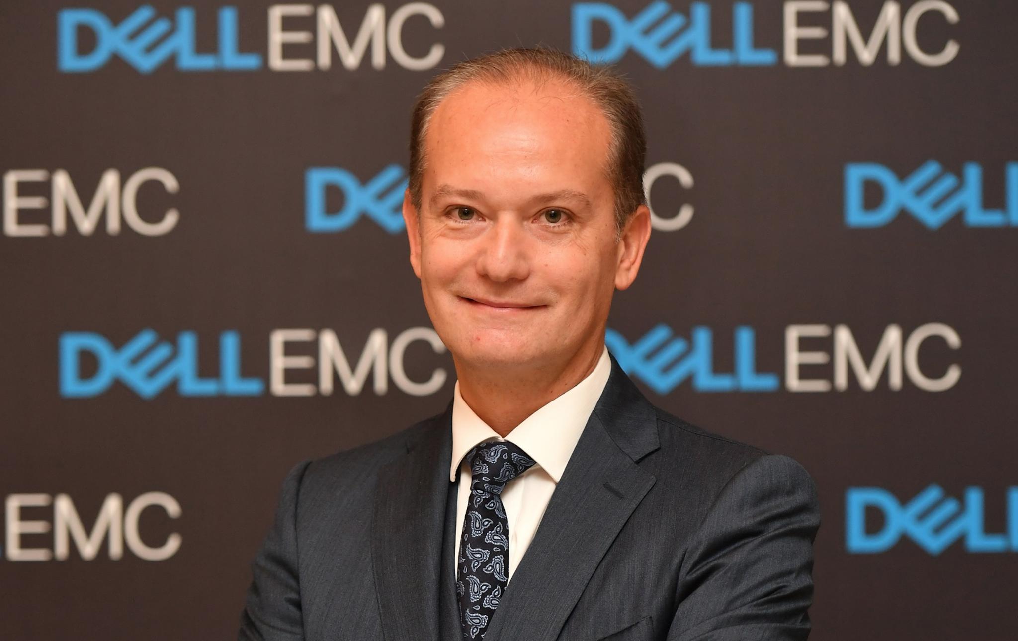 Dell EMC Türkiye Ülke Müdürü Sinan Dumlu
