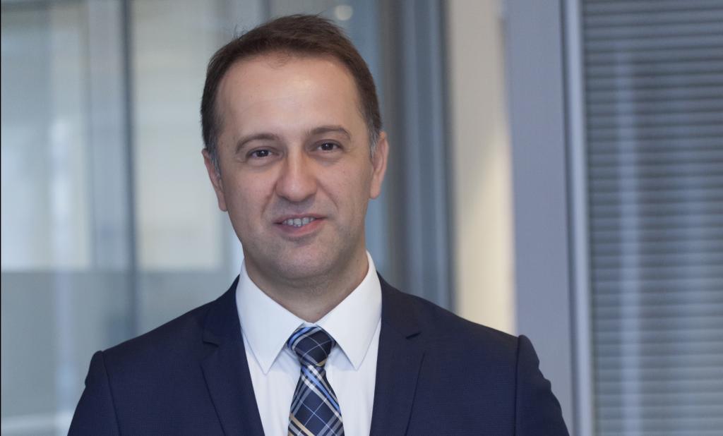 Dell EMC Satış Direktörü Tarık Yenipazar