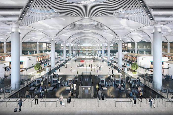 Yeni havalimanın altyapısında Legrand çözümleri