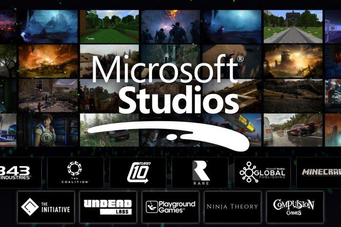 Microsoft, iki oyun stüdyosu satın aldığını duyurdu