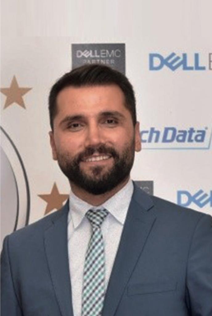 Turgay Uludağ Tech Data Dell EMC Satış Müdürü