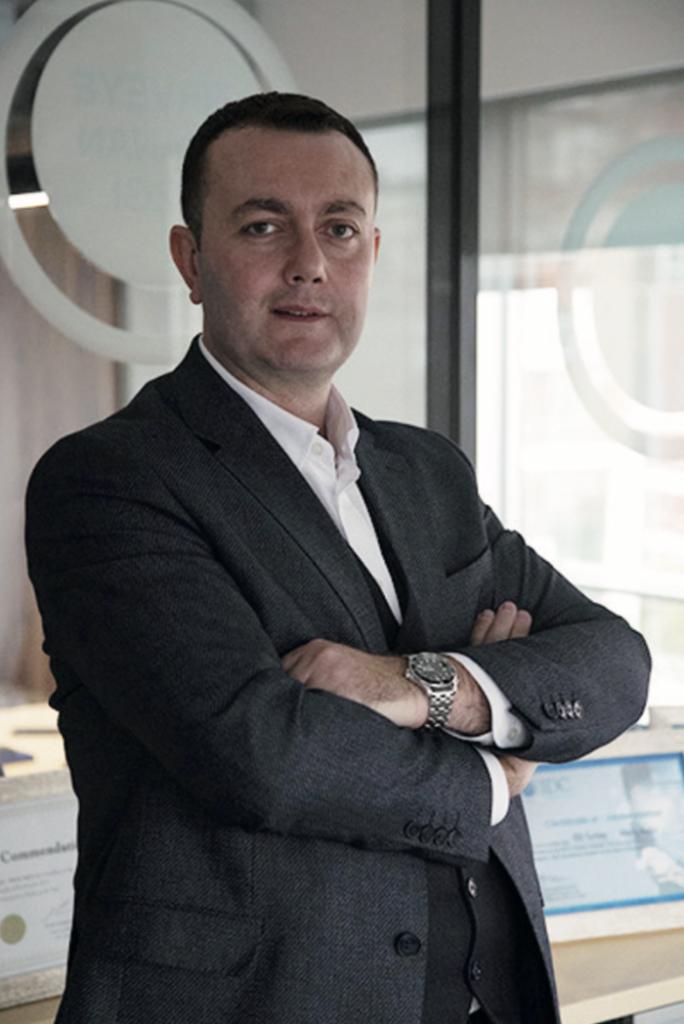 Yusuf Akardaş Verytech Bilişim Sistemleri Genel Müdürü