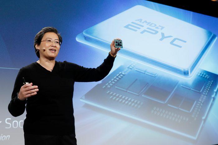AMD'den Dünyanın İlk 7 nm CPU ve GPU'su
