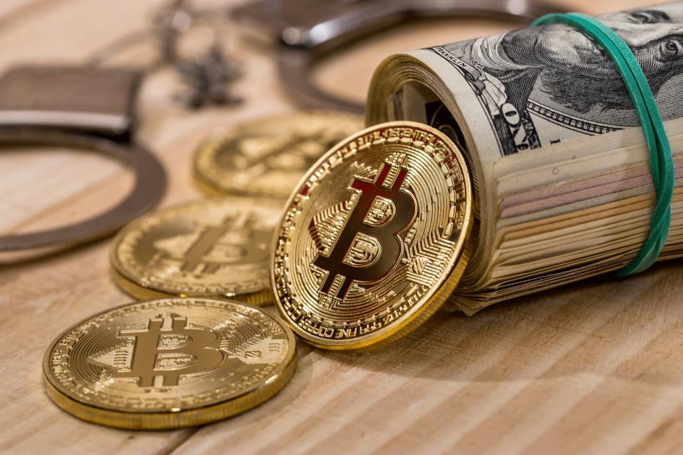 bitcoin-düşüş