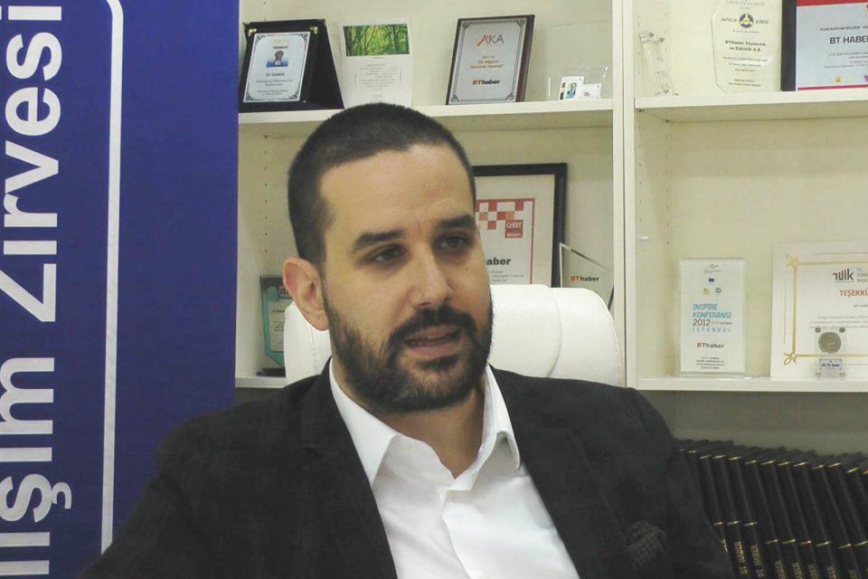 İnnovera Güvenlik Test ve Danışmanlık Servisleri Direktörü Burak Tahmaz, Bilişim Zirvesi'nde!