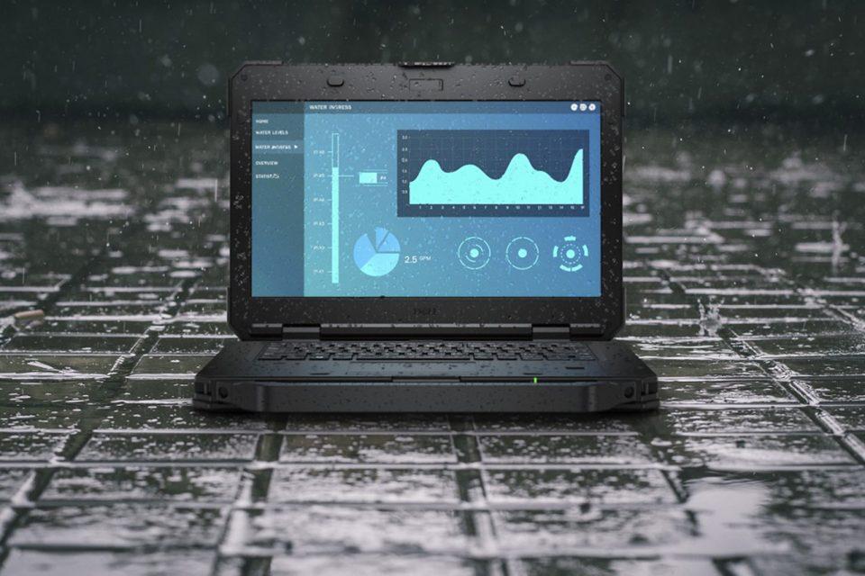 Çift bataryalı yeni Dell Rugged dizüstü bilgisayarlar tanıtıldı
