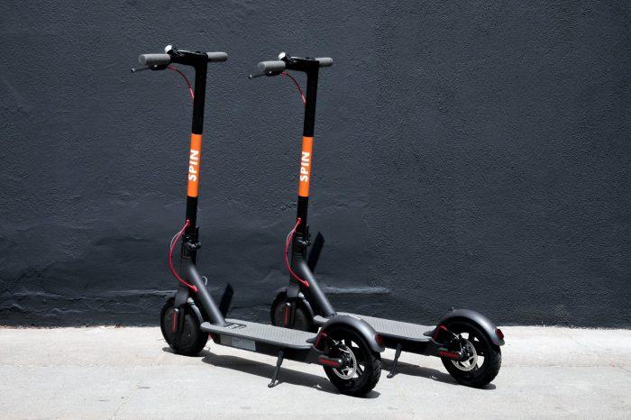 Ford, e-scooter girişimi Spin'i satın alıyor
