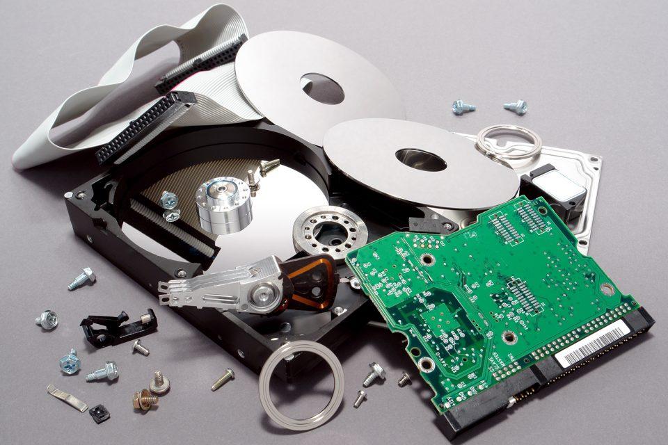 Hard diskiniz bozulduysa bu davranışları yapmayın
