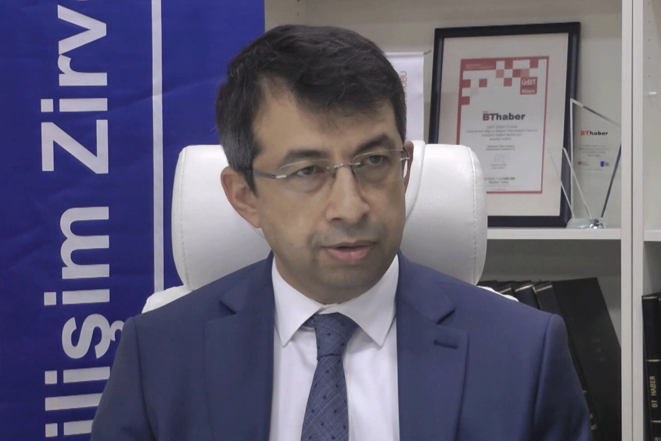 SoftTech CEO'su Murat Ertem, Robotların Bankacılık sektöründeki yerini anlatacak!