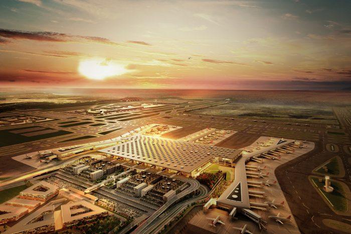 SITA, dünyanın en büyük havalimanının açılışıyla en gelişmiş havaalanı deneyimini sunacak
