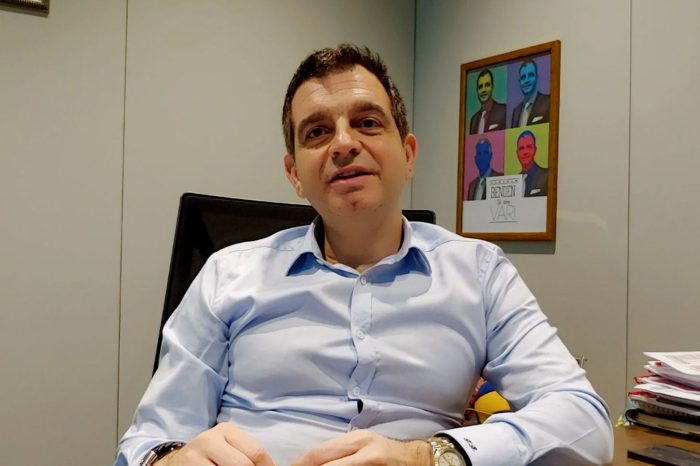 Vestel CMO'su Mehmet Tunç Berkman da Bilişim Zirvesi'nde!
