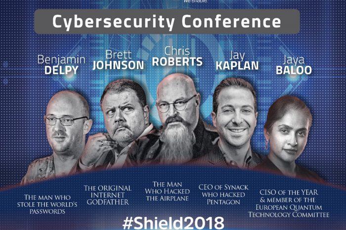 Innovera, Shield2018'de Siber Güvenlik Uzmanlarını ağırlıyor