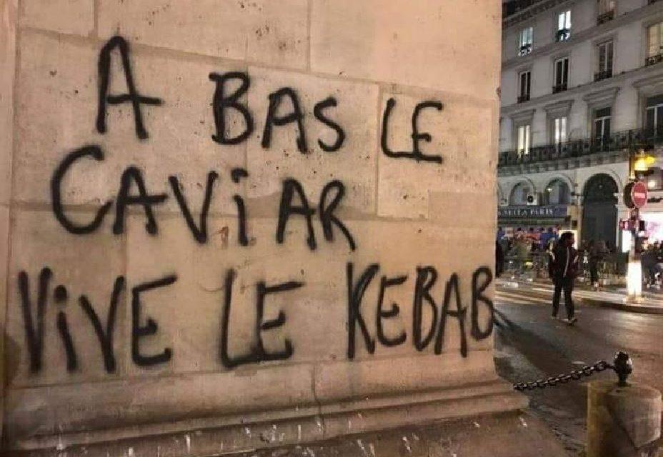 Paris Sarı Yelek