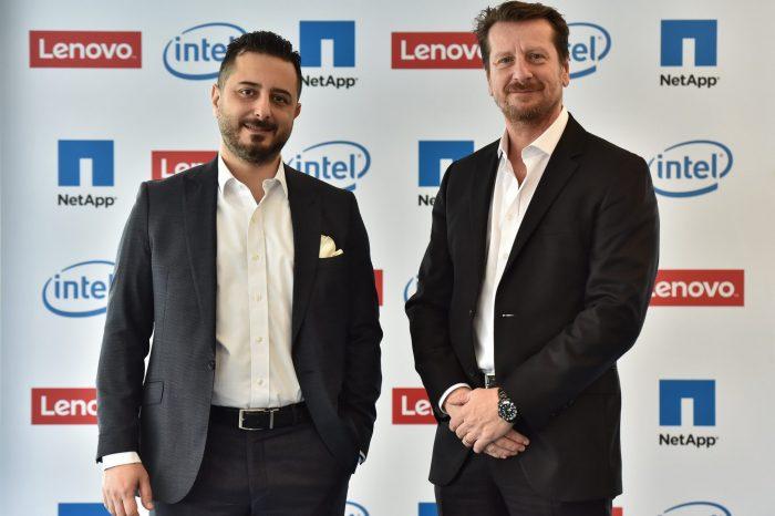Lenovo ve NetApp bilişim teknolojileri pazarında rakipsiz bir ürün ve çözüm portföyü sunmayı hedefliyor