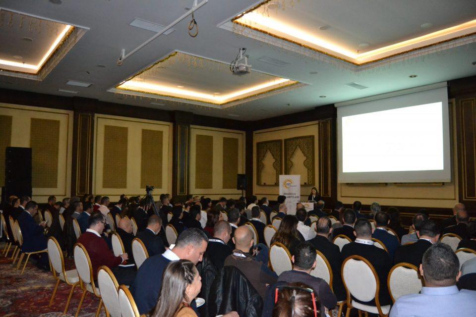BTvizyon Anadolu Toplantıları Yavru Vatan Kıbrıs'ta (Video)