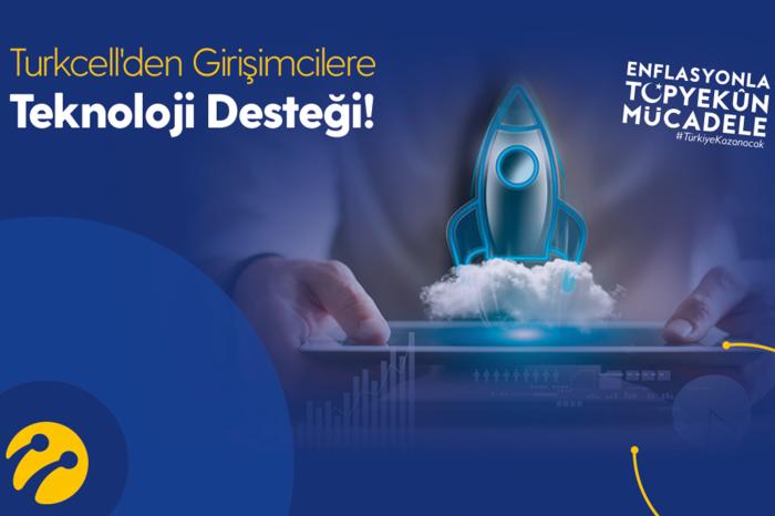 Türkiye'nin yerli ve milli girişimlerine Turkcell'den dijital destek programı