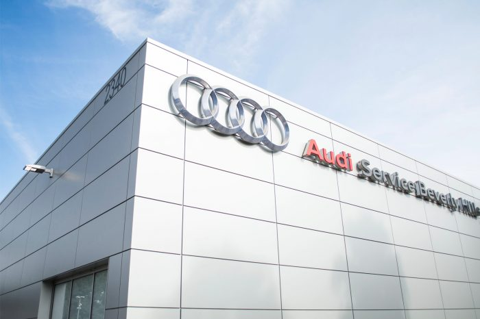 Audi, teknolojik dönüşüm için 46 milyar dolar harcayacak