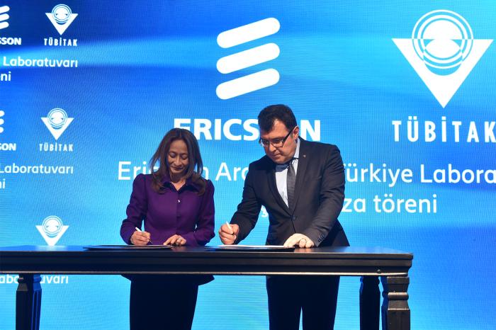 Ericsson, Türkiye'de Küresel Teknoloji Araştırma Laboratuvarı kurdu